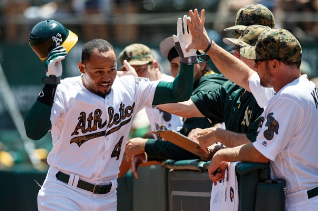 A's Edge Twins for Third Consecutive Win