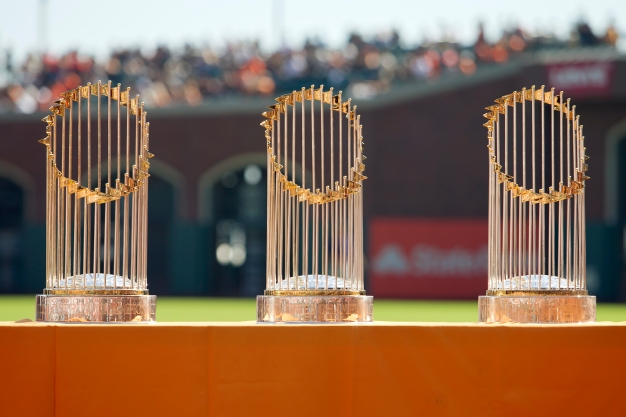 Bay Area Revelations: Champions of Baseball