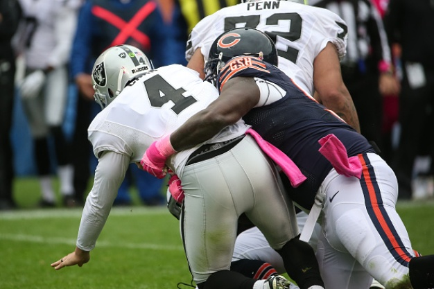 Raiders Need to Tighten Late-Game Defense
