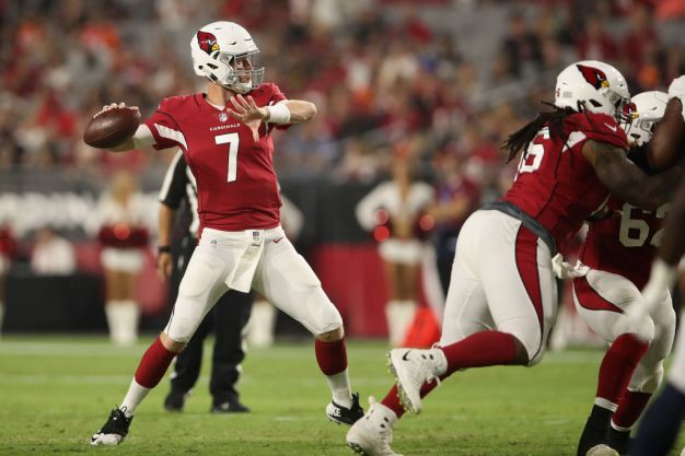 Raiders' Backup Quarterback Situation Could Be Shaky