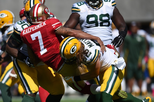 Niners' Offense Goes Flat in Third Straight Defeat