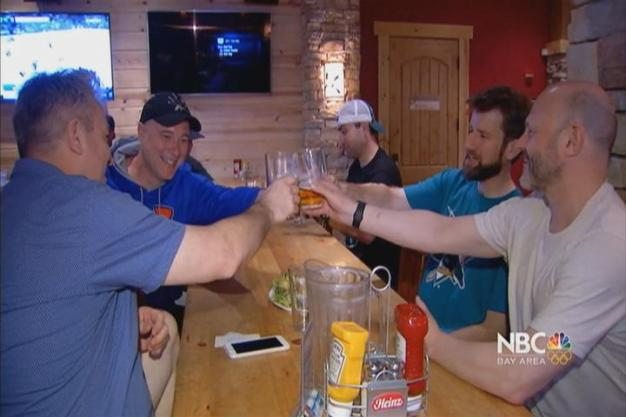 Double Dose of Playoff Fever With Sharks, Warriors
