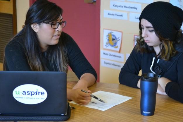 uAspire: Applying for College Financial Aid