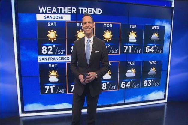 Jeff's Forecast: Foggy Coast & Inland Heat