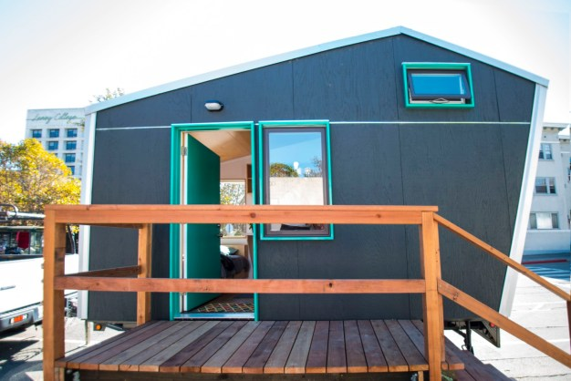 Oakland Councilman Will Move Into Tiny Home To Address Homelessness