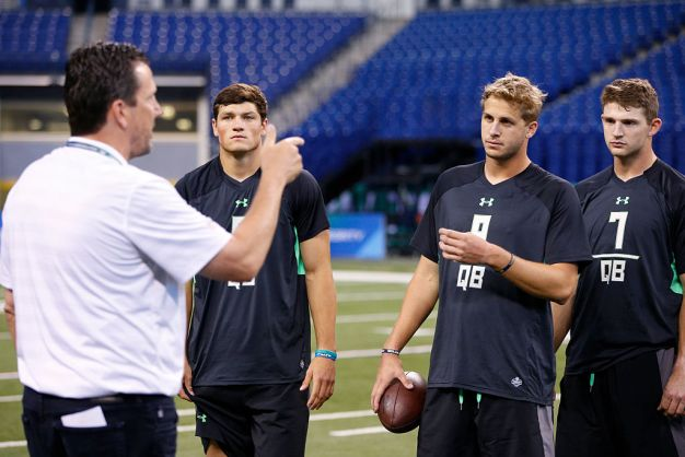Niners' Newest Quarterback Took Roundabout Route to Draft