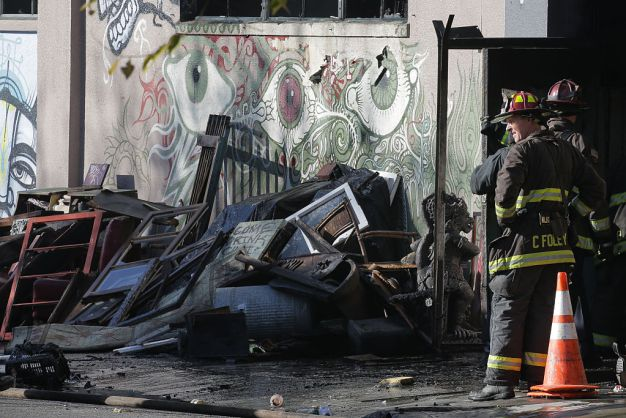 Family of Woman Who Owns Oakland Warehouse Sends Condolences