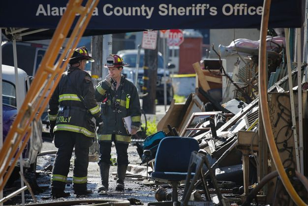 Emotional Officials Address Deadly Oakland Warehouse Fire