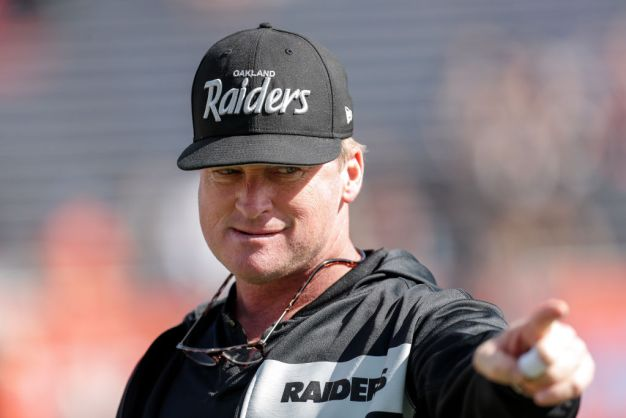 How Good Is Gruden? Year 2 Will Be Revealing