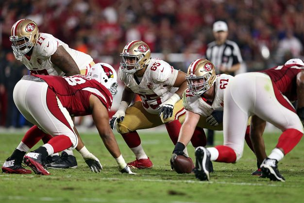 49ers' Garnett Ready to Take Big Step Forward in Year Two