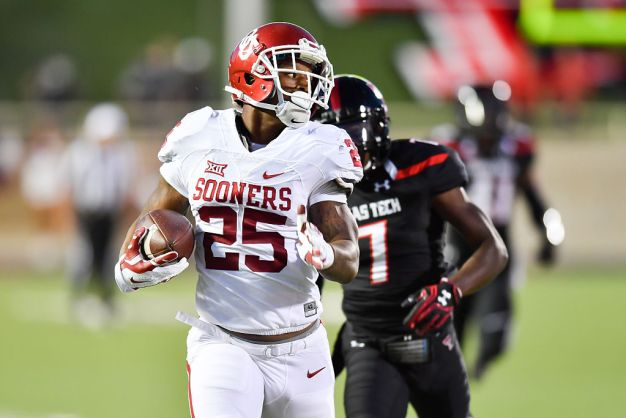 Raiders Impressed by Sooners Standout Joe Mixon