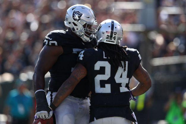 Raiders' Run Game Suffers Without Osemele