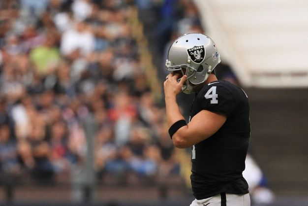 Raiders' Offense is Dropping the Ball