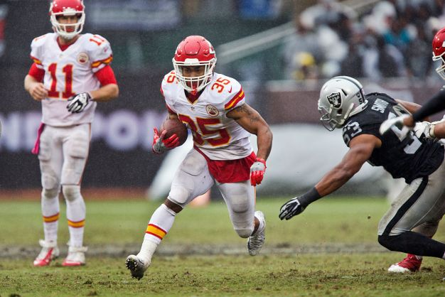 Raiders Hope to Show Who's Boss in the AFC West