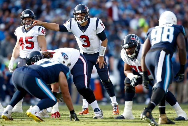 Niners Sign Ex-Texans Quarterback Tom Savage