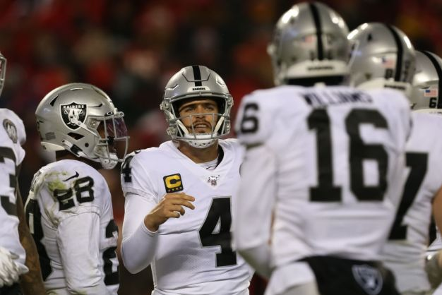 Raiders' Passing Game Has Regressed Over Two Straight Losses
