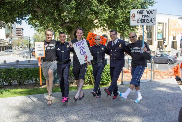 YWCA Silicon Valley: Walk a Mile in Her Shoes