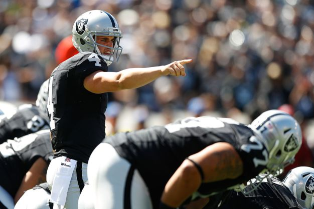 "Titans Coach Sees Derek Carr as a ""Game Wrecker"""