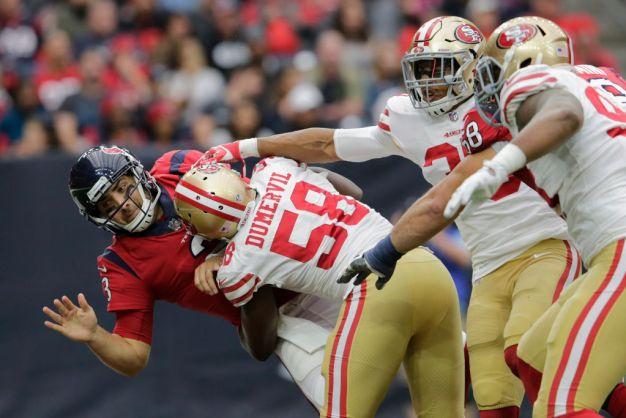 Does Dumervil Figure Into 49ers' Plans for 2018?