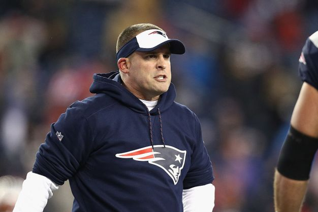 Pats' McDaniels May be 'Conflicted' About 49ers Job