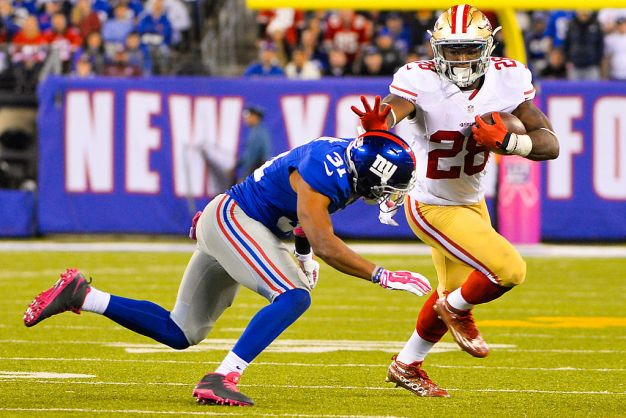 Hyde Could Have Special Season for 49ers