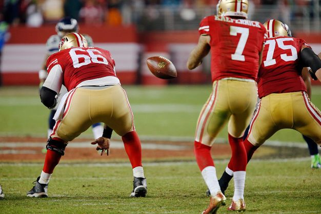 Martin's Roster Spot on 49ers Could be in Jeopardy