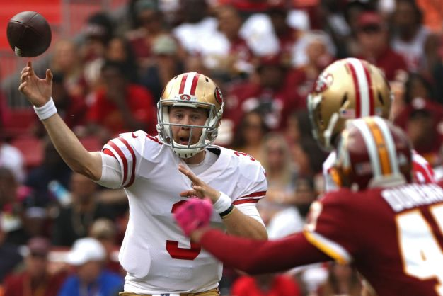 Beathard Now Leads a 49ers Youth Movement