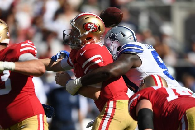 After String of Close Losses, 49ers Get Blown Out