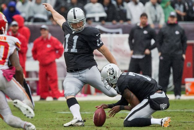 Janikowski Wants to Have a Super Season