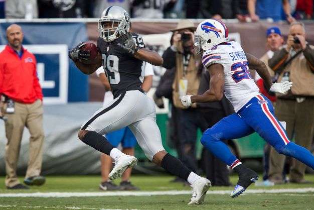 Raiders' Cooper Continued to Improve in 2016