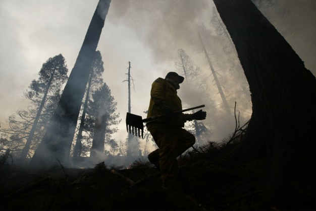 4,345-Acre Loma Fire Destroys 12 Homes, is 56% Contained