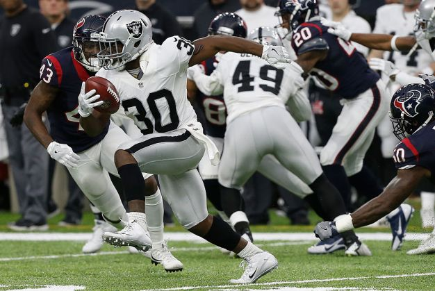 Raiders Running Back Group Now Among NFL's Best