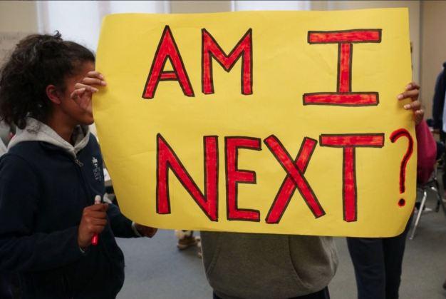 'Enough is Enough': Bay Area Students Protest Gun Violence