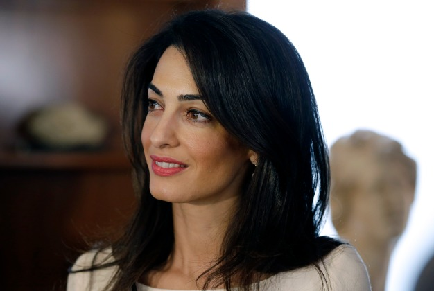 Amal Clooney to Headline Watermark Conference in San Jose