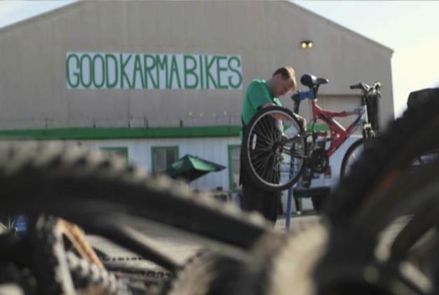 Playmaker Grant Program: Good Karma Bikes