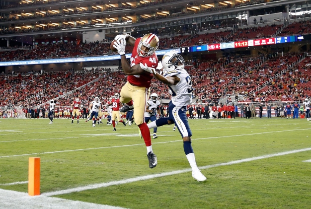 Busta Anderson May Not Make 49ers Roster