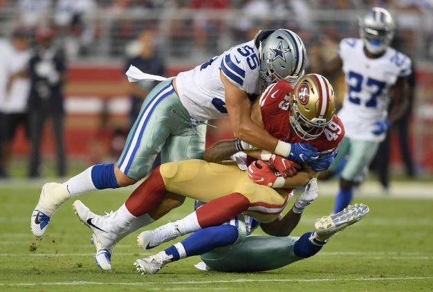 Pettis a Bright Spot in 49ers Exhibition Opener