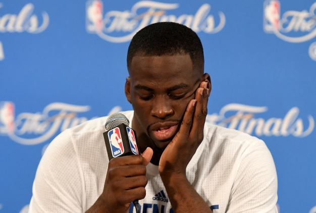 Draymond Green Agrees to Plea Deal on Assault Charge