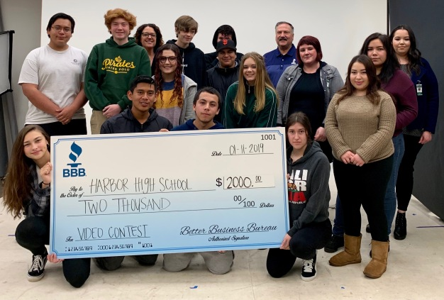 Better Business Bureau Crowns Talented Young Video Producers and Actors