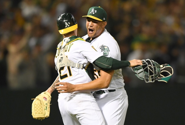 Sean Manaea Thought Historic Night 'Was Just a One-Hitter'
