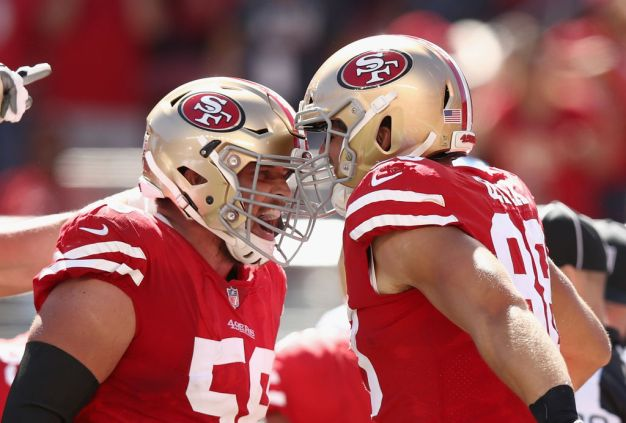 Niners' Weston Richburg Still Needs Time to Rehab
