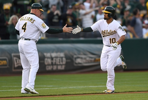 A's Right on Astros Heels After Beating Mariners Again