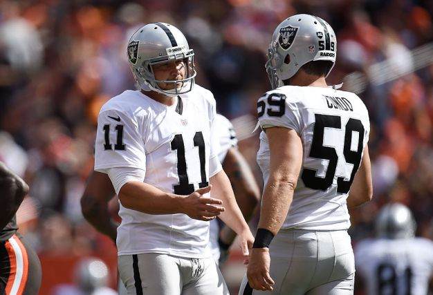 "Raiders Re-Sign Condo and Keep ""Kick Squad"" Intact"