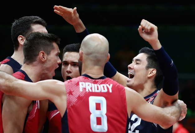 Stanford's Shoji Brothers Capture Bronze in Men's Volleyball