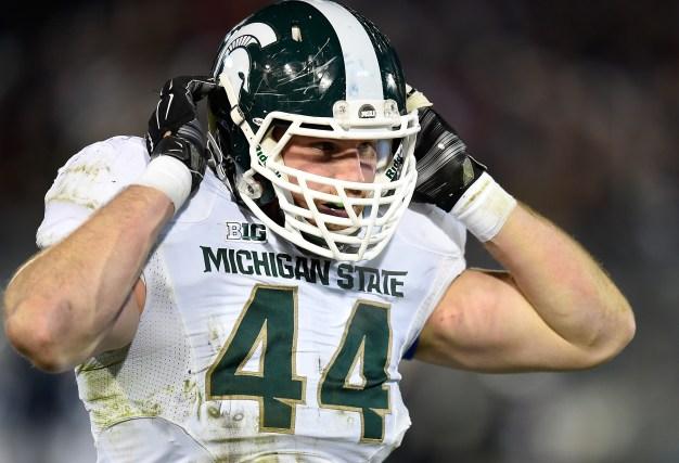 Ex-Michigan State Standout Rush Making an Impression