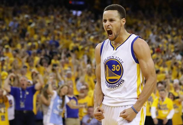 Warriors Advance to NBA Finals