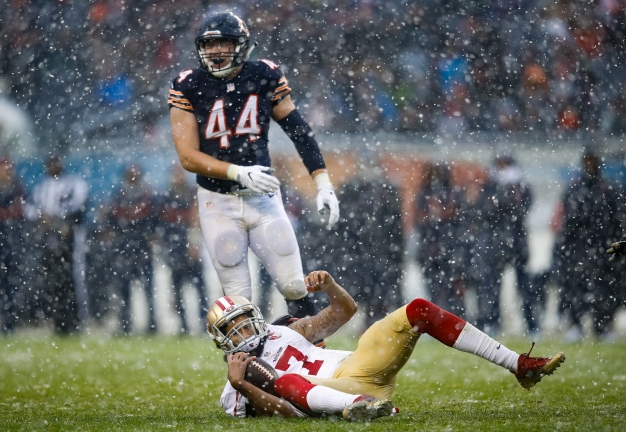 49ers Plowed by Bears, Skid Reaches 11 Games