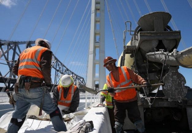 Bay Bridge Builder Blames Caltrans for Problems