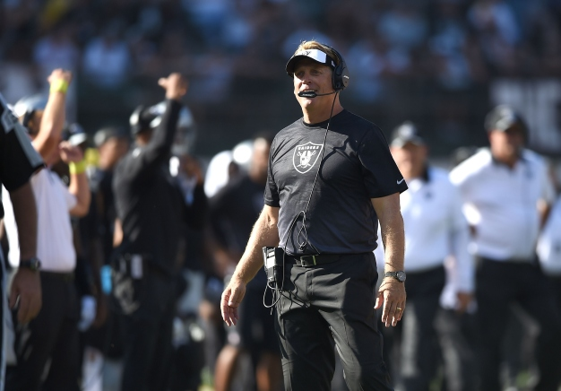 Raiders Actually Favored This Week on the Road