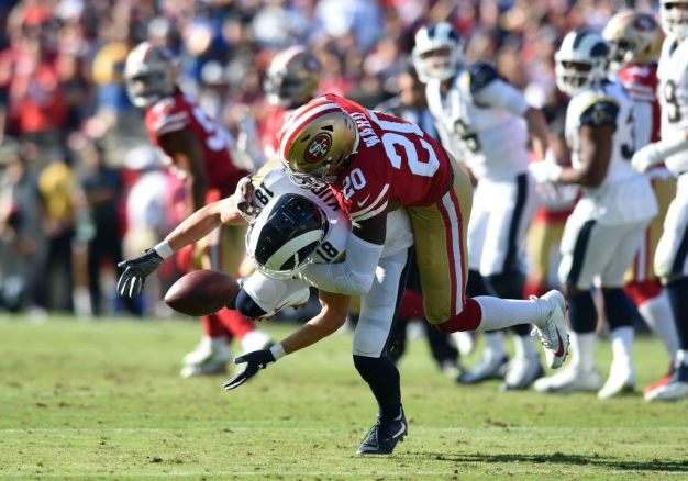 Niners' Jimmie Ward Is Proving His Worth